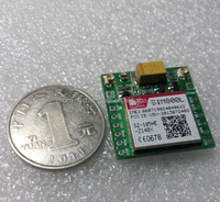 The smallest GPRS module World Wide 1-8 SIM800L GPRS module for data acquisition SIM900A ultra-small GSM SMS module