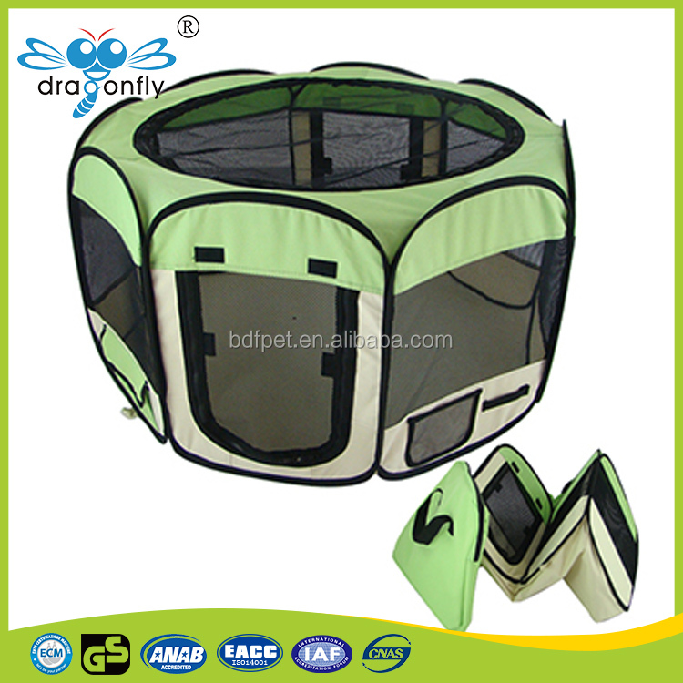 Alibaba 2017 customized foldable pet pen