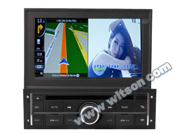 WITSON MITSUBISHI <strong>L200</strong> 2010-2012 CAR <strong>DVD</strong> WITH <strong>GPS</strong> WITH A8 CHIPSET DUAL CORE 1080P