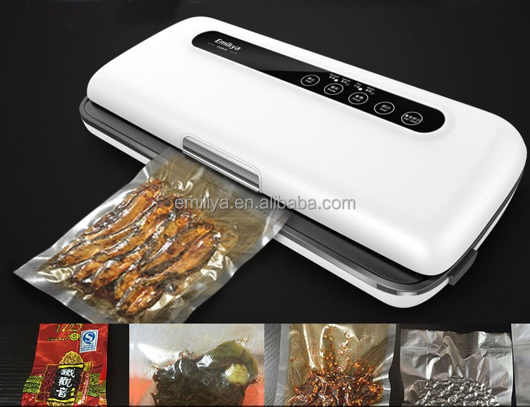 2017 Popular Electrical mini Household Food Vacuum sealer