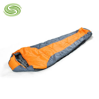 Mommy type spring and autumn sleeping bag lengthening can splice double sleeping bag cotton sleeping bags