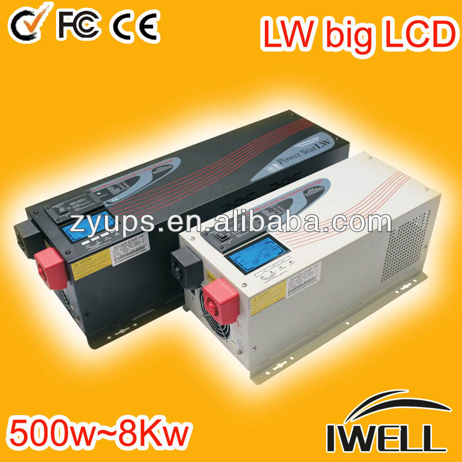 dc ac pure sine wave off grid solar low frequency Inverter