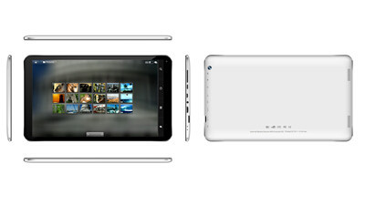 "10.1""MTK8127 quad core 8GB ,built in GPS/BT/FM android tablet"