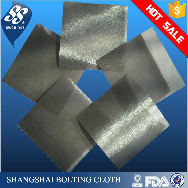 6 inch stainless steel wire mesh screen/square screen mesh