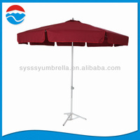 300CM*8K clarer color rain market umbrella