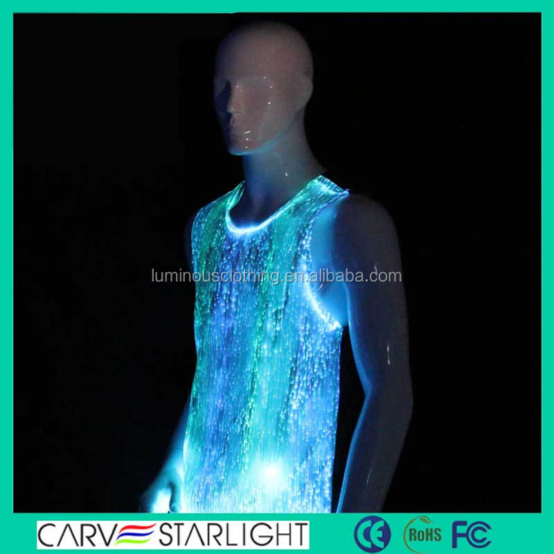 unique design ktv/disco wear photographer sexy vest for men