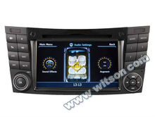 Witson car audio player for MERCEDES-BENZ E-CLASS W211(2002-2008)