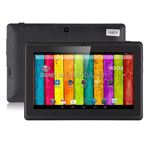 "Newest product Boxchip Q8H 7 cheap Android 7""tablet PC with Lowest price"