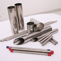 food grade stainless steel tube
