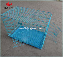 Wholesale professional galvanized welded wire mesh dog cage