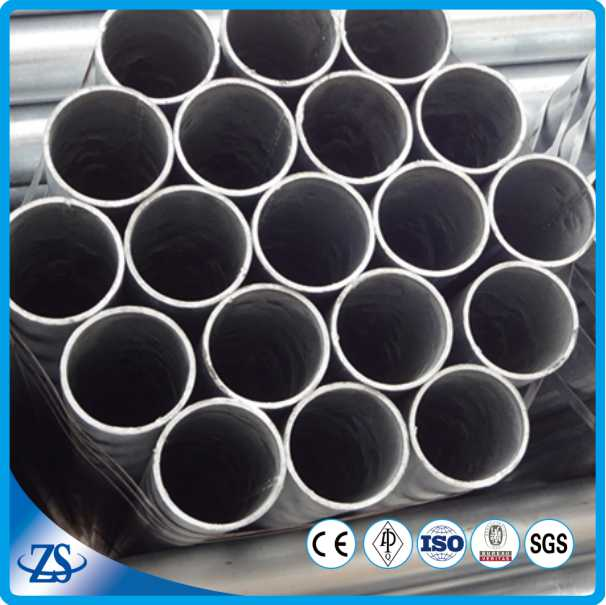"BS1387 3/4"" SCH 80/XS PIPE SMLS ANSI B36.10 PE HOT DIPPED GALV. CS ASTM A106 GR. B"