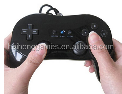 New Classic Pro Controller For Nintendo Wii/WiiU