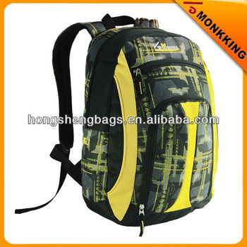 colorful mochilas backpack