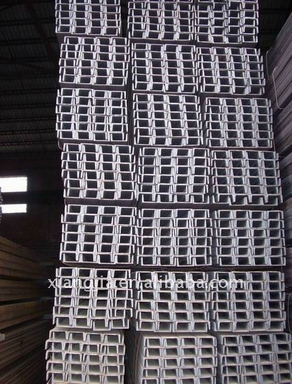 U Channel Steel Sizes with Best Price
