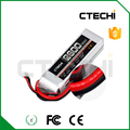 High rating Lipo UAE battery pack 2600mAh 7.4V 2S35C