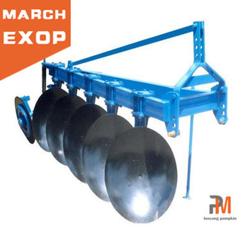 best seller farming machine disk plow for sale one way disc plough