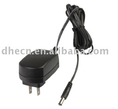 3-6W US Plug Switching Power Adapter