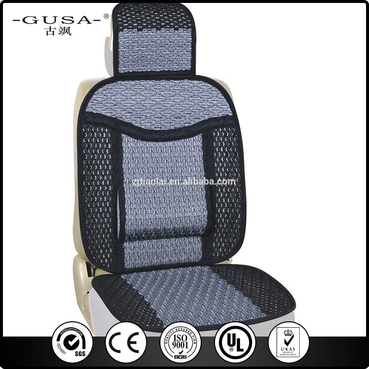 Winter Classic Black Heating Warmer cool Cushion Handmade Design Car Seat Cover for car