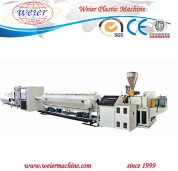 PVC Pipe making machine plastic Pipe Extrusion Line China Factory