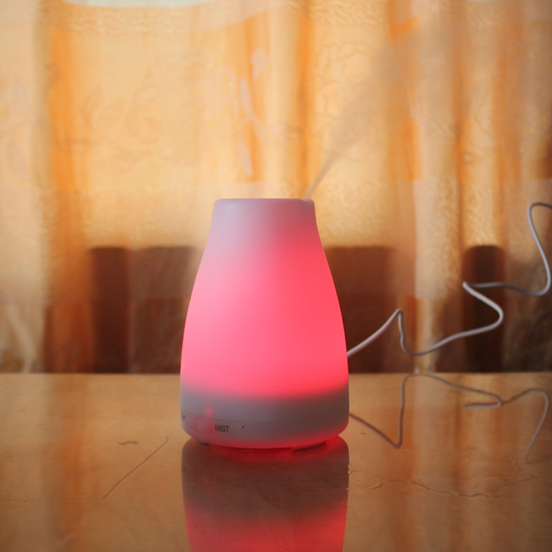 Smoothing Mist Oil Diffuser Wood <strong>Grain</strong> For Home Use