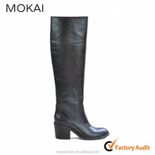 206303 Hot sale famous brand hip winter long boots for women