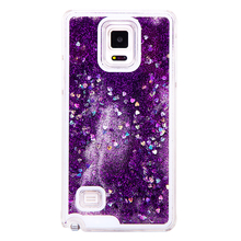 China Manufacturer Wholesale marble liquid phone case promotional for Samsung galaxy S5 armband cell phone case