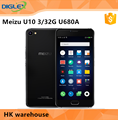 "New Meizu U10 U680A Mobile phone 3GB / 32GB 5.0"" MTK6750 Octa Core Gray White Gold"