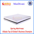 GZ2014-11 Diamond Foam Mattress Comfortable Firm Mattress Made in Foshan
