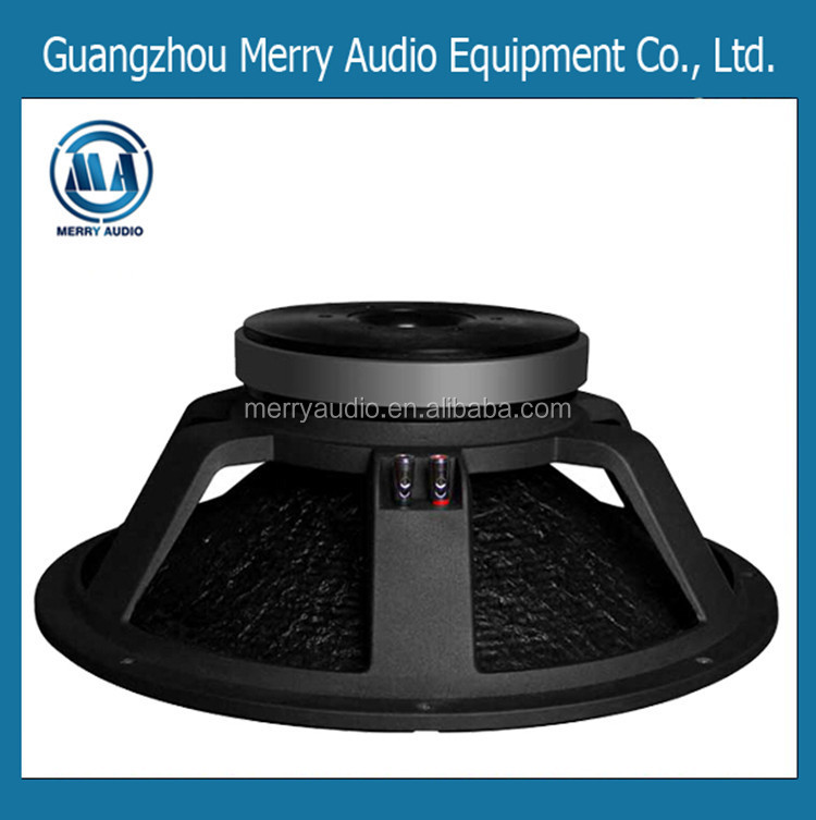 Factory price top pro audio 18 subwoofer speaker MR18220100GJ