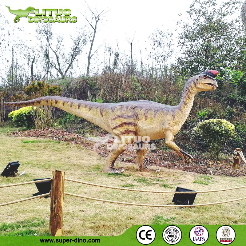 Animatronic Playground Exhibition Dinosaur