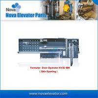 NV31-004, Fermator Type Two Panels, Width 700-1200mm, Height 2000 or 2100mm, Side Opening Door Operator