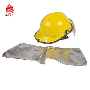 cheap price Personal Protection fireman firefighter full face helmet