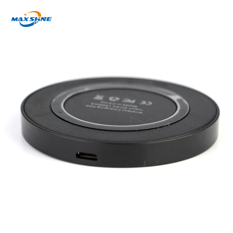 Mobile fast wireless charger for iPhone x , for samsung cell phone wireless charger