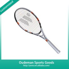 Less weight 100% carbon fiber plastic bags tennis racket manufacturers