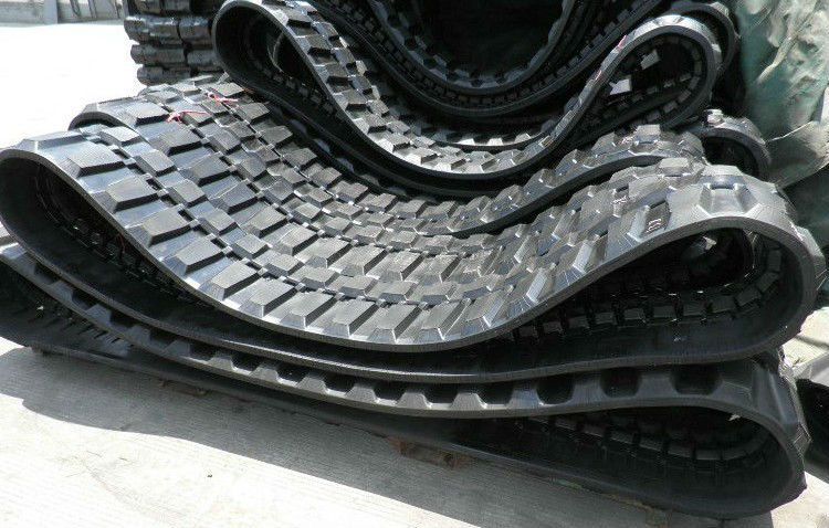 High quality excavator rubber track made in china,bulldozer ,crawler crane spare parts