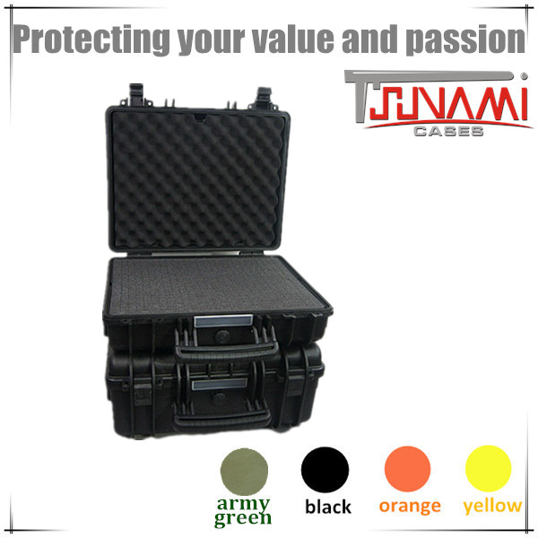 Perfect Design Waterproof IP67 Protective Case Transport Storm Case Fishing Tackle Case