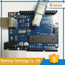 Original UNO R3 Board, for Arduinos Uno R3 Atmega328 Starter Kit Development Board