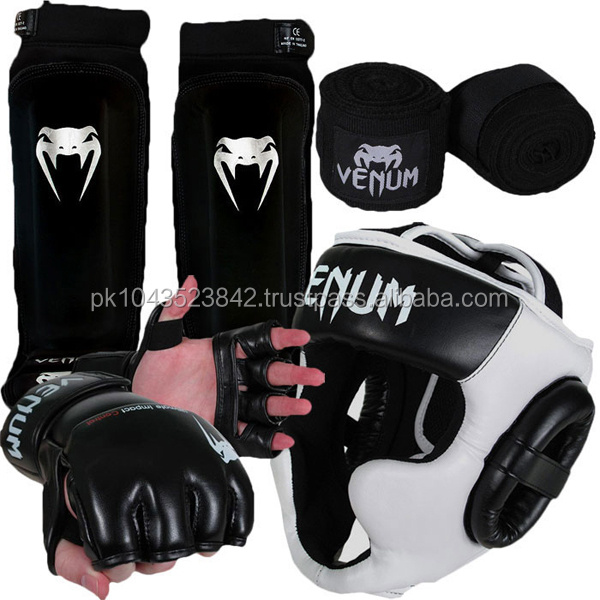 Custom Boxing Equipments / Head Guards / MMA Gloves / Hand Wraps