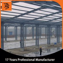 china modular prefabricated steel structure warehouse building
