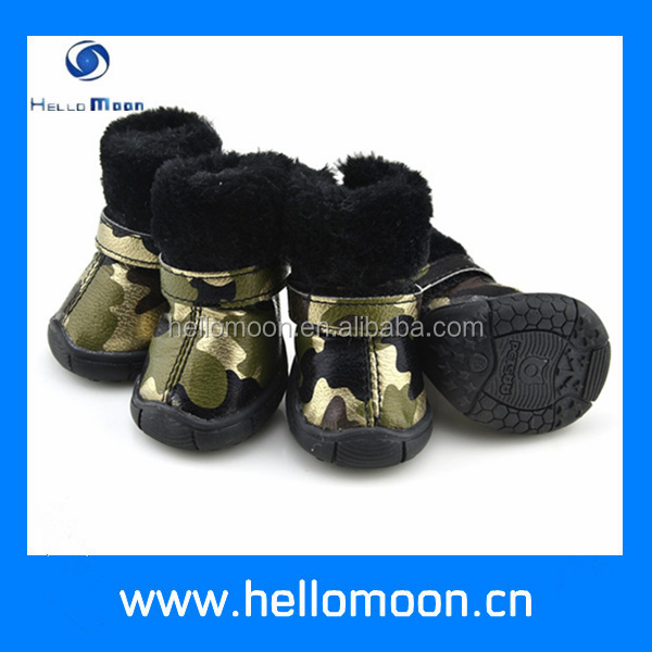 Top Quality Winter Fashionable Warm Comfortable Dog Boots