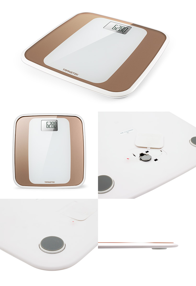 Household precition digital body weight scale with 50g division