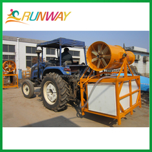 Agriculture spraying machine tractor mounted