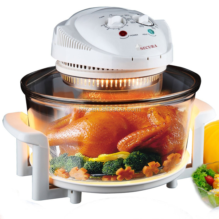 halogen flavor wave turbo oven