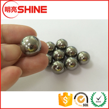 Factory price heat treated 53~58 HRC carbon steel caster wheel bearing ball