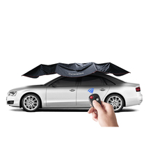 Automatic car covers hail protection,folding garage CAR COVER