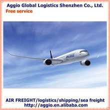 Air freight and express forwarder for metal flower jewelry components