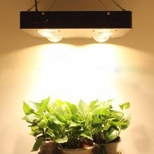 COB LED Grow Panel Light 400W Full Spectrum with 4pcs CXB590 for all kinds of indoor plants