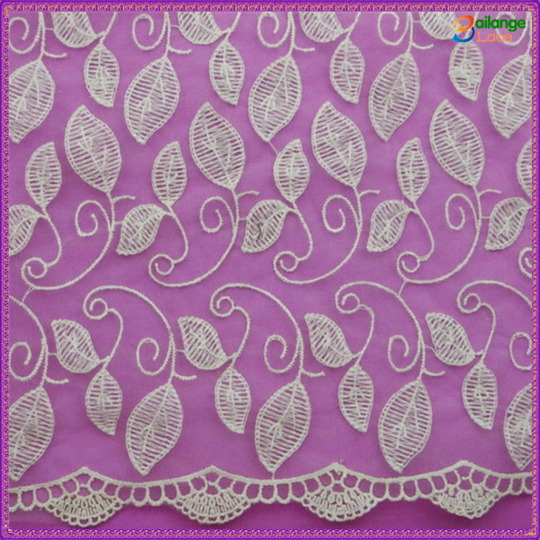 2015 new arrival custom japanese fabric embroidery design