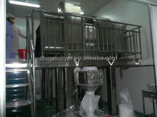 New design GZL-3 rolling dry granulator for Oil & chemical