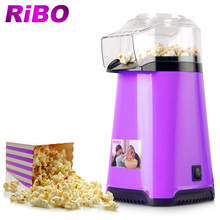 Snack equipment Classic Design snack machinery hot air popcorn maker